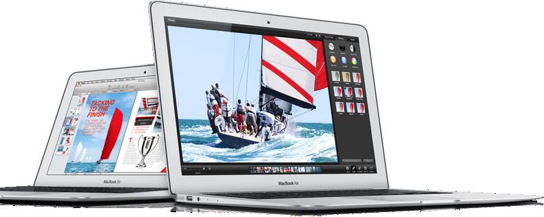 New Macbook Air 2013