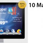 10 Mac uygulaması sadece $50! (Parallels Desktop 8 dahil!)