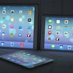 12.9 inçlik iPad Pro'ya aylar kaldı: Tedarikçiler, panel üretimine başladı.