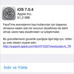 iPhone, iPad veya iPod touch güncelleme'si nasıl yapılır.?