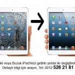 iPad Değişim Programı (Garantili / Garantisiz – Ücretli / Ücretsiz) iPad Değiştirme