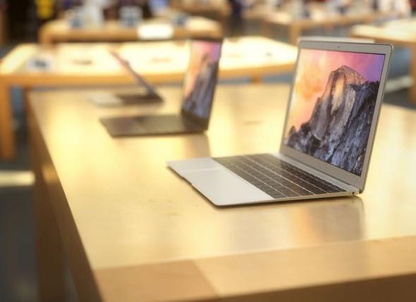 Retina Ekran Macbook Air  2015