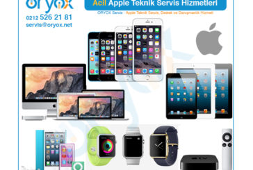 Acil Apple Teknik Servis