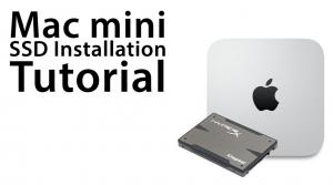 Mac mini SSD Takmak