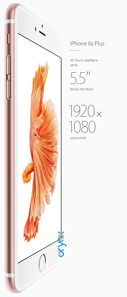 iPhone 6s Plus Servis ve Teknik Destek