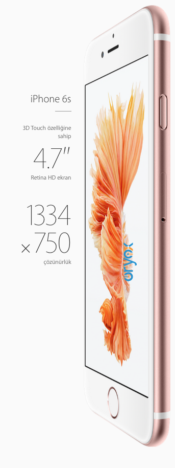 iPhone 6s ve 6s Plus Servis ve Teknik Destek