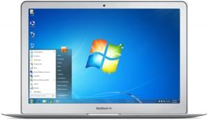 Macbook Air Windows Kurmak