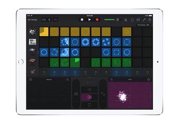 Apple'ın yeni müzik uygulamaları mobil cihazları stüdyoya dönüştürüyor