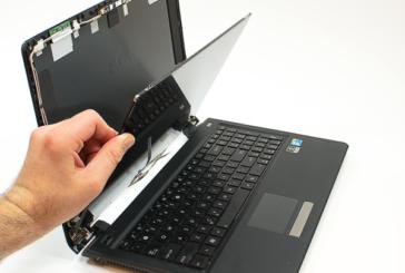 Laptop / Dizüstü Bilgisayar Ekranı Kırıldı