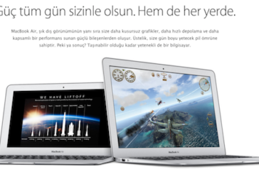 MacBook Air Servis ve Teknik Destek