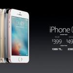 iPhone SE Fiyatı ve Satış Tarihi