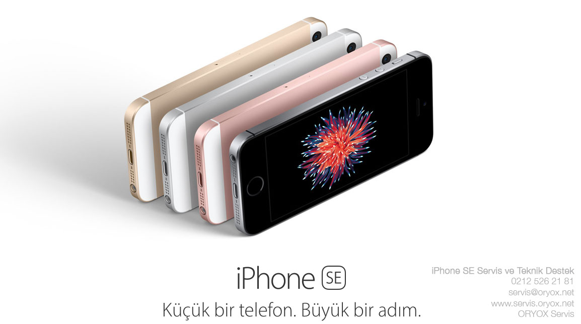 iPhone SE Servis