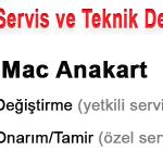 iMac Anakart Değişimi