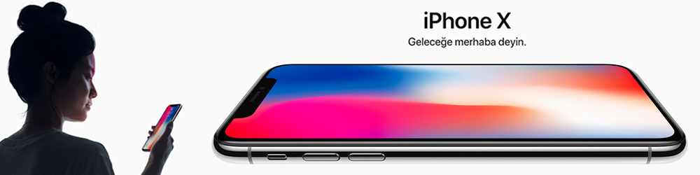 iPhone X Servis ve Teknik Destek