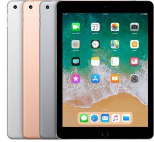 iPad 9.7 inç 6. nesil Teknik Özellikleri (2018 - A1893 - A1954)