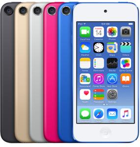 iPod touch (6.nesil) A1574 - 2015 teknik özellikleri