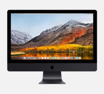iMac Pro Yetkili Servis ve Orijinal Yedek Parça Desteği
