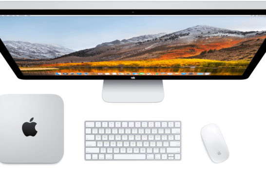 Mac-min-Apple-Display-magic-mouse-keyboard