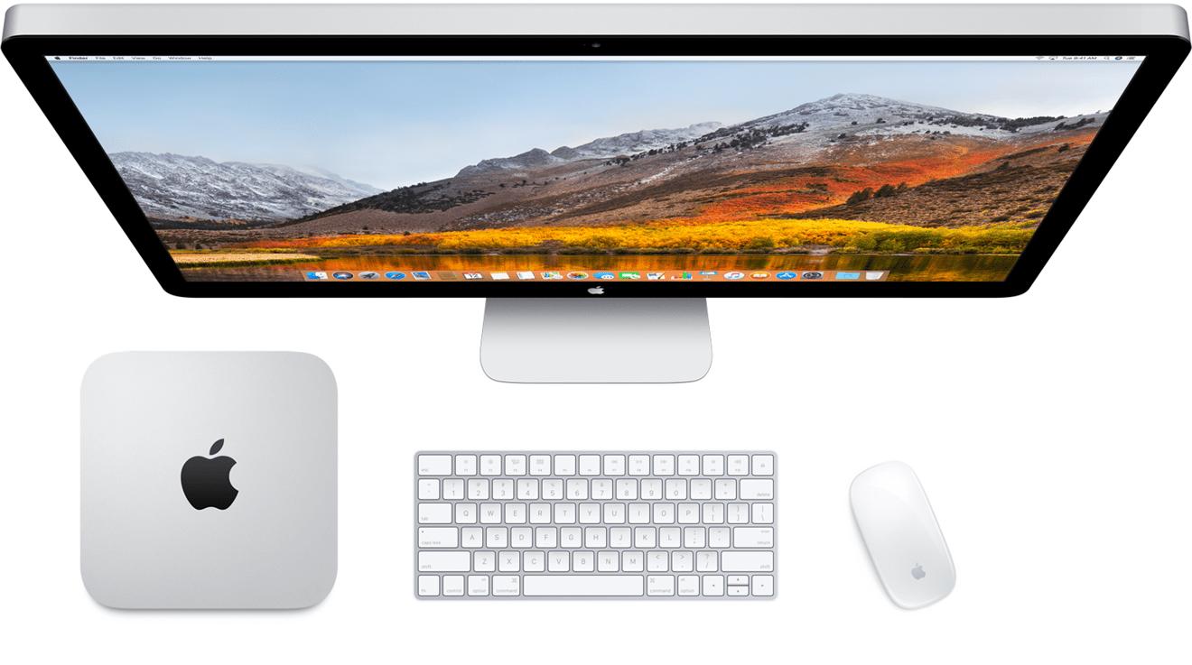 Apple, Mac mini bilgisayarını eylül ayında güncelleyebilir.