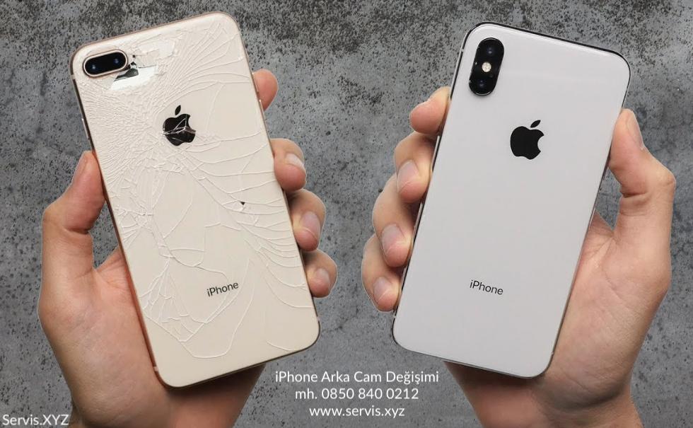 iPhone Arka Cam Değişimi ve Fiyatı