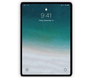 İnce çerçeveli iPad Pro ikonu iOS 12 içerisinde keşfedildi