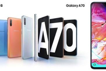 Samsung Galaxy A70 Teknik Servis