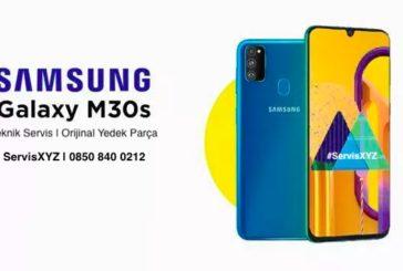Samsung Galaxy M30s Batarya Değişimi