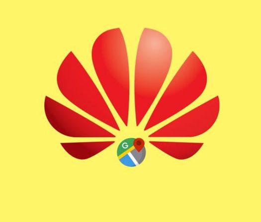Huawei kendi harita servisini geliştiriyor (Duyum)
