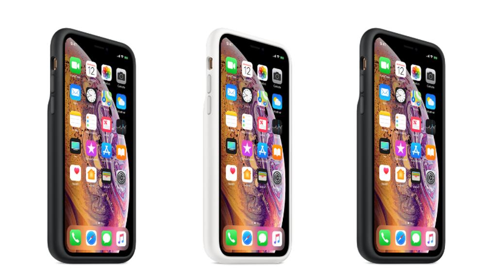 iPhone XS bataryalı kılıf iPhone X için de uyumlu